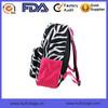 custom cheap bags school in China factory waterproof printed bags school