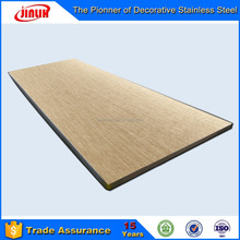 Stainless Steel Building Structure and Decoration Round Square Sheet
