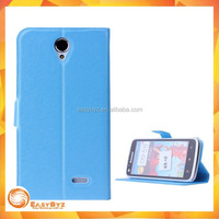 Cellphone case leather case for Lenovo A388T leather case