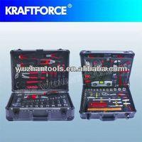 156pcs tool set with aluminium ,with hand tool set ,with a lot of tools koken koken
