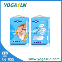 Babies diapers made by our baby diaper manufacturing machine with high qulity for wordwide sale