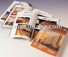 2012 New promotional catalogue printing