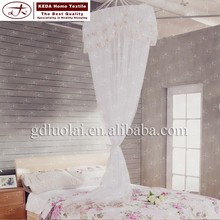 China products King Queen size hanging bed canopy anti mosquito net
