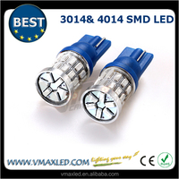 Factory wholesale canbus pollarity 194 501 168 30*3014 smd w5w 12v led led light t10 led auto lamp