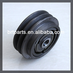 2A Type motorcycle racing clutch pulley