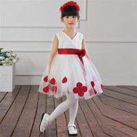 Custom Made Super Quality Girls Party Dress Frocks Designs Prom Dress for Lovely Girls
