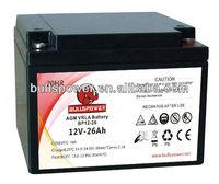 volta batteries 12V26Ah for toys car