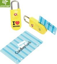 Travel Clikcard Luggage TSA Lock