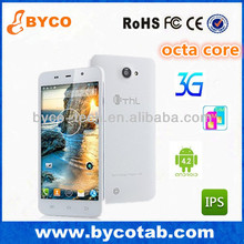 5 inch octa core 3G GPS cell phone wholesale in dubai