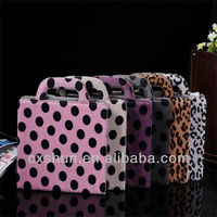 OEM wholesale wool bag stand for ipad
