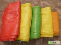 50*80 27g PP Raschel Firewood netting Mesh Bag, Chinese Mesh Bag Wholesale