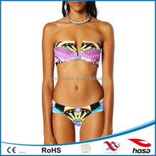 2015 fancy exotic no MOQ sexy women tiny bikini swimwear