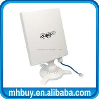 Kasens USB 80dBi 6600mW 150Mbps usb wifi Wireless USB 2.0 Wi-Fi For windows 7 8 Laptop Notebook Computer PC