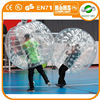 Funny game PVC or TPU bubble football ball, inflatable bumper ball, soccer bubble suit