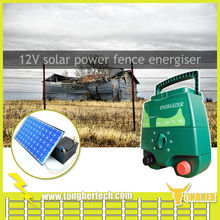 2 joules livestock containment battery power electric fence energiser for cattle