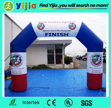 inflatable oxford or pvc tarpaulin events arch for sale