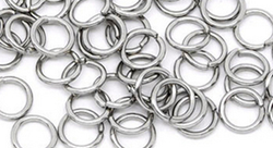 Stainless Steel key Mini Jump Ring For Chain Maille