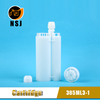 385ml 3:1 Dual Sealant Cartridge for chemical anchor pure epoxy resin