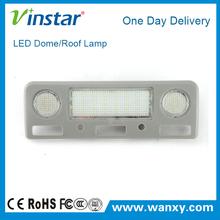 China led manufacturer 12V E39 led dome light for BMW led auto car overhead dome reading light kits error free