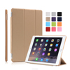 Wholesale Colorful Smart PC+PU Leather Case Flip Cover wtih Tiripled Stand for iPad Air 2 Housing
