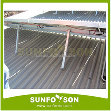 Aluminum Extrusion PV Solar Panel Rooftop Mount System