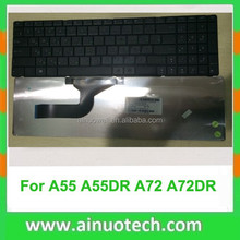 laptop internal keyboard for DELL N5421 3421 14R-2158 V2421 15Z 5523 RU black GR TR US RU UK AR US laptop backlit keyboard