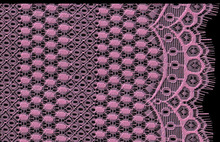 160cm width 100% nylon lace farbric stores in China