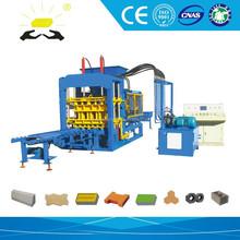 Qty6-15c bloque / ladrillo de la máquina / domótica pavior ladrillo que hace la máquina
