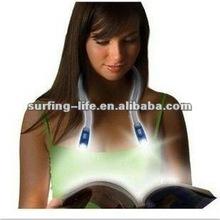 Brand new led hug light,portable reading lamp