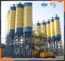 Self loading concrete batch plant HZS180,180m3/h producity