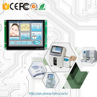 """12.1""""colorful display touch screen for easy HMI system"""