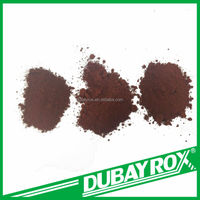 iron oxide brown chemical formula pigment made in general industrial coating