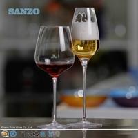 SANZO handblown wine glass charms