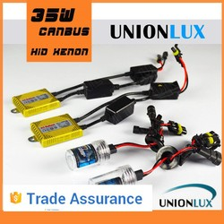 Unionlux 35W H8 hid xenon kit Digital Xenon HID Ballasts18months Warranty