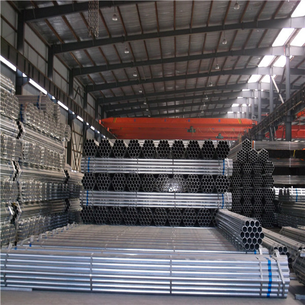 Bs1387/g.i. Pipe /astm A53 Galvanized Pipe
