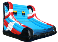 Commercal Outdoor Inflatable Basketball Shot Sport Game M6023