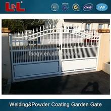 Prezzo ragionevole alluminio cancello, giardino cancello in alluminio, prodotto popolare