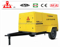 electric powered air compressorstruck air brake compressor portable