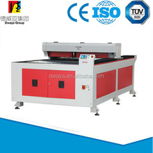 Large Range Die board laser cutting machine / For Wood/Acrylic/Leather non-metal Laser Cutting Machine