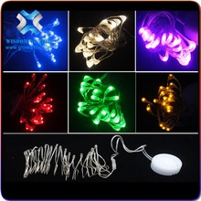2015 new design!Magical LED Berries Battery Operated Mini LED Glowing Firefly Fairy LED Light,led copper string light