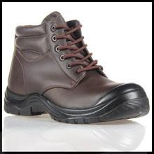 2015 New Design Fashion Comfortable High Heel Steel Toe Shoes