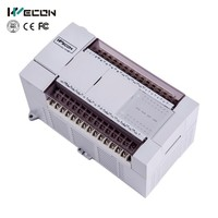 LX 32 I/O small plc with low price,home automation plc developed by Wecon