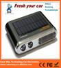 P-1200 country magnet flags , solar charger portable Carbon Fiber Ionizer car air purifier