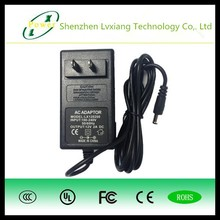 12V 2A New UK/EU Plug 3.5mm/2.5mm Switching Mode Power Supply Charger 5V 2A 9V 12V 2000mA Universal Adapter For MP4 MP3 GPS