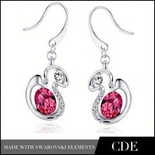 Free Sample Animal Shaped Earrings Estate Jewelry