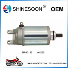 AN-250 12V DC mini step motor for motorcycle