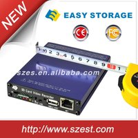 4 Channel Mobile DVR with metal box case