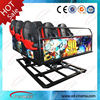 5D/6D/7D cinema,amusement commercial simulator cinema 3d 5d 7d 9d indoor 2 seat 5d cinema in amusement park ride