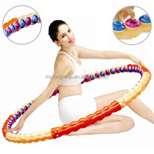 made in China eco-friendly high quality fitness hula hoop
