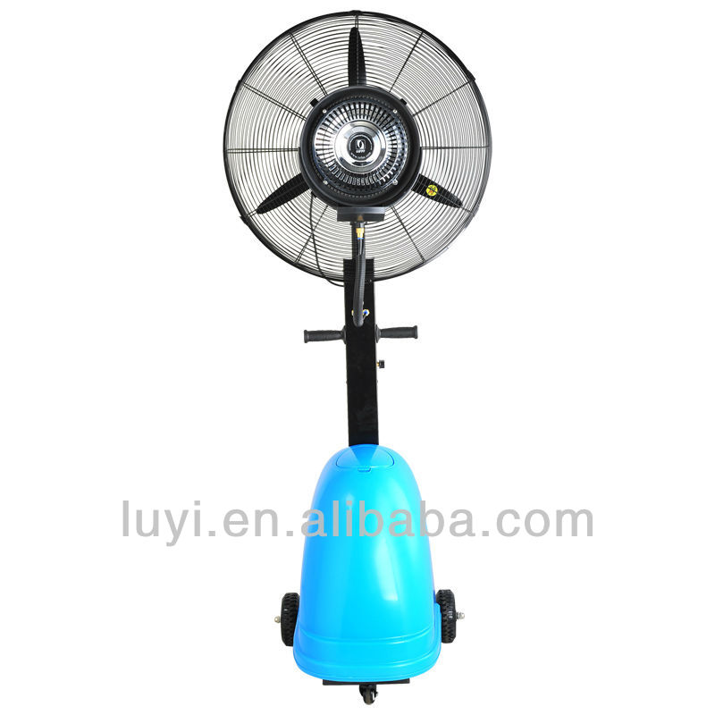 Industrial Water Cooling Fans : Cooling fan water industrial mist buy stand